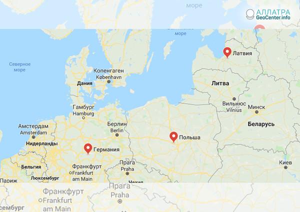10 мая 2018 в Европе: градовый шторм и аномалии погоды