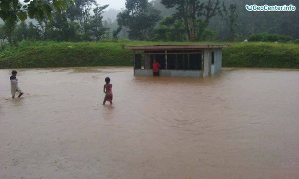 Потоп на Фиджи