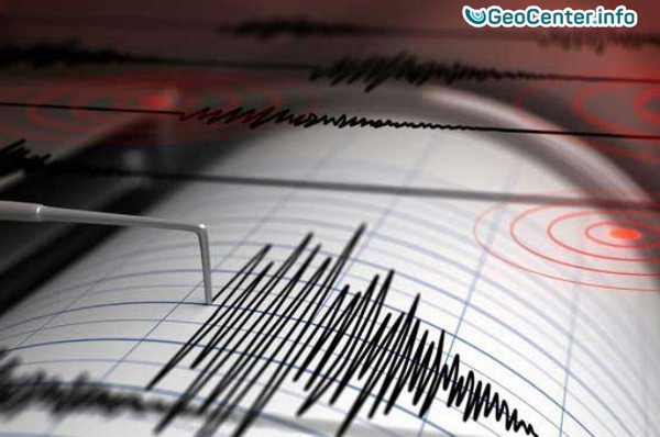 Мощное землетрясение в Швейцарии в марте 2017 года