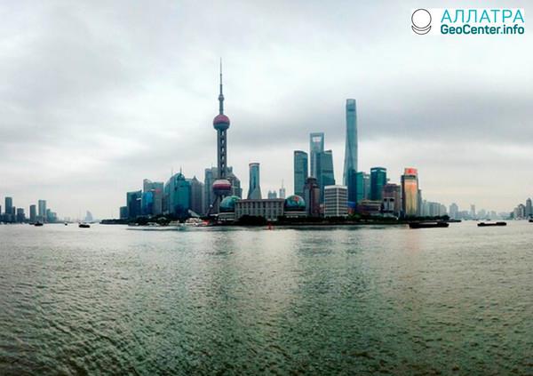 Самый теплый день в Шанхае за последние 86 лет, март 2018 года