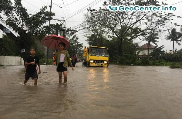 Паводки и оползни на Филиппинах, январь 2018 г.