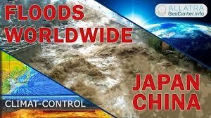 Floods, storms around the world. Japan, China, USA, Kenya, Russia. Climate change 106