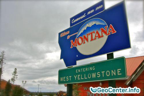 Сейсмическая активность 20 июля в регионе Западный Йеллоустоун, штат Монтана