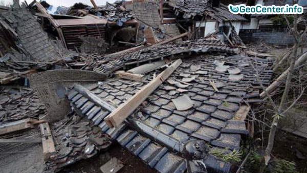 Землетрясение магнитудой 6,7 в Ботсване