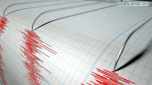 Землетрясение в Италии 1 декабря 2016