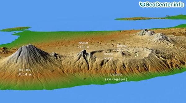 Извержение вулкана Агунг на Бали может вызвать временное глобальное похолодание