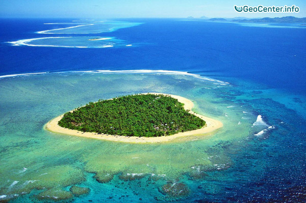 Землетрясения у островов Фиджи