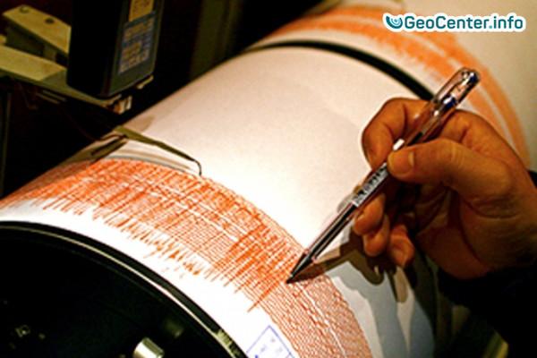 Землетрясение магнитудой 4.1 в Алматинской области, Казахстан октябрь 2017