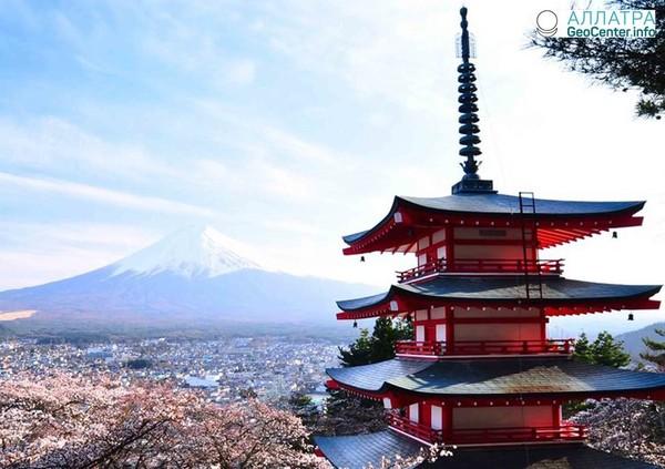 Серия землетрясений в Японии, апрель 2018