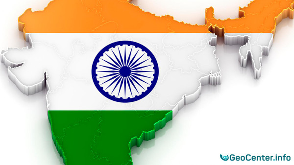 Разрушительное землетрясение в Индии