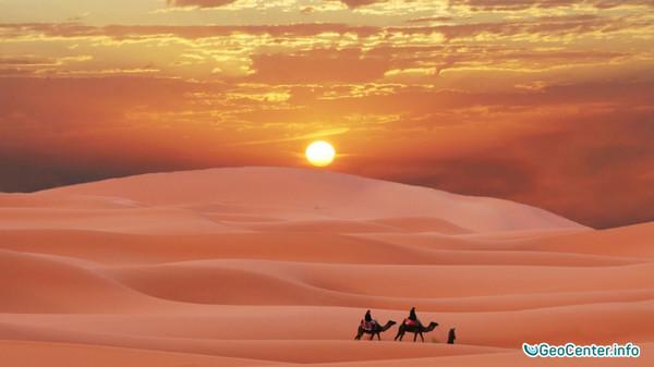 Глобальное потепление продолжается. Температурный рекорд на Ближнем Востоке, в Египте, июль 2016