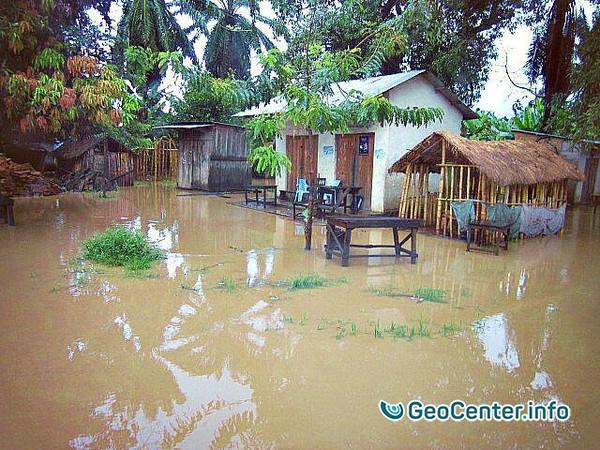 Наводнения в Западной Африке, июнь 2017