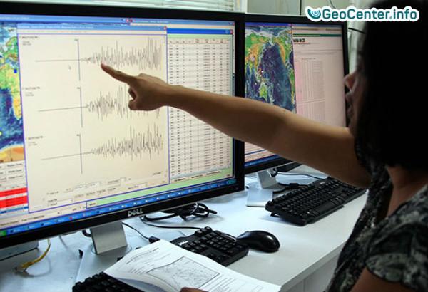 Землетрясение магнитудой 5.2 в Японии