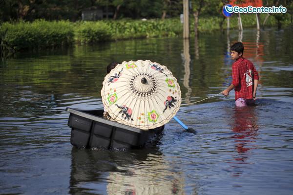 Центральная часть Вьетнама подтоплена в течение 6,5 недель