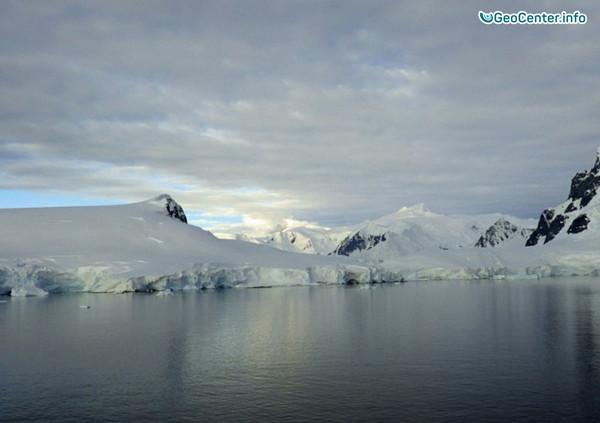 У берегов Антарктиды зафиксировано землетрясение магнитудой 6,0, 2 февраля 2018 года