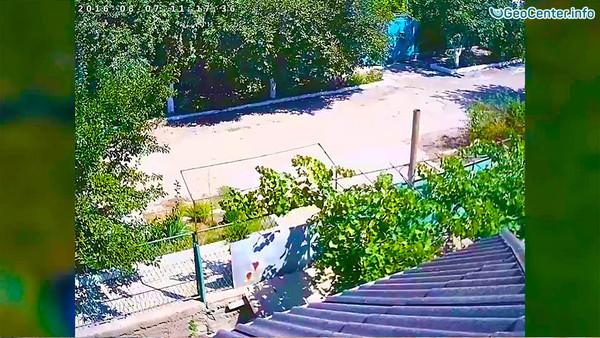 Землетрясение в Мариуполе 7 августа 2016. Климат глазами очевидцев
