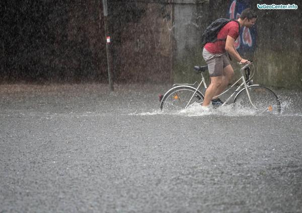 Наводнения и ливни в штатах Бразилии, 30-31 октября 2017 года