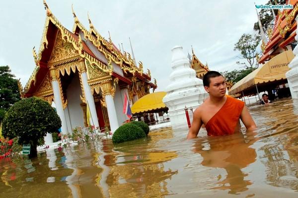 13 провинций Таиланда пострадали от штормов, апрель 2017 года