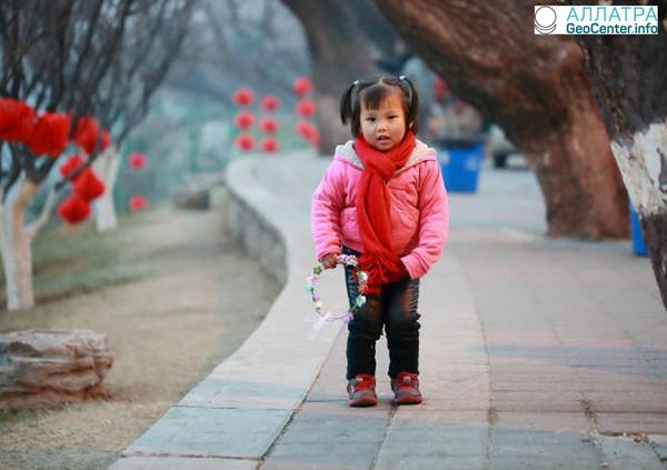 Рекордный по продолжительности сухой период за последние 47 лет зафиксировали в Пекине, февраль 2018 г.