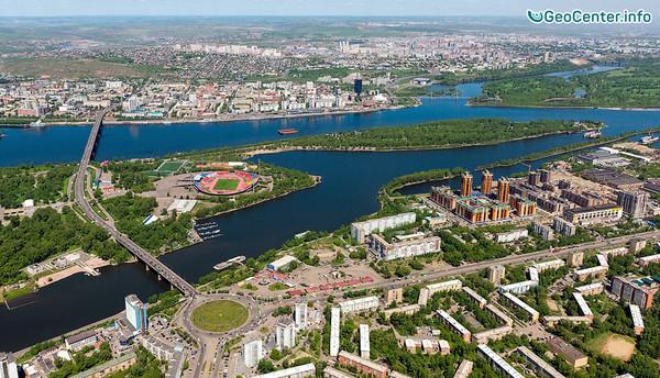 Землетрясение в Красноярском крае