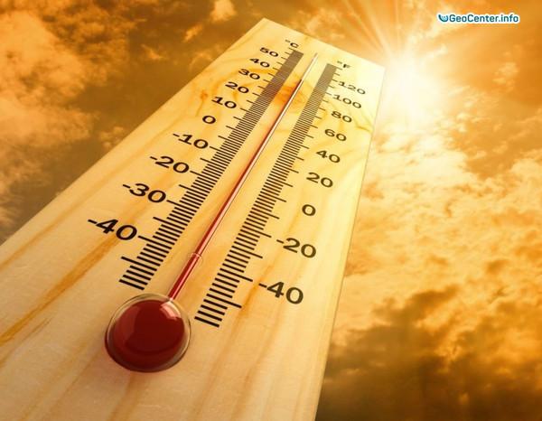 Европа изнывает от жары, август  2017 года