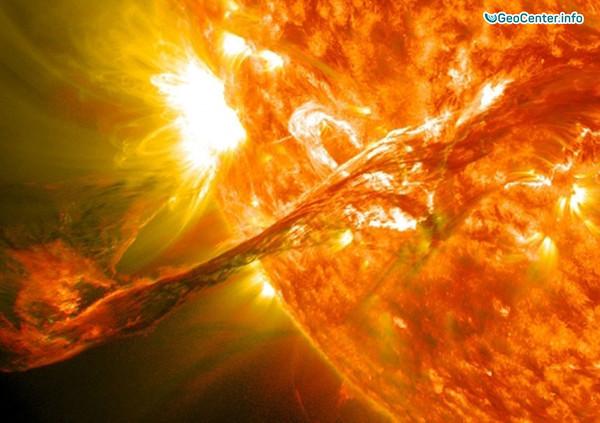 На Солнце произошла серия мощных вспышек, 7-9 сентября 2017 года. Прогноз магнитных бурь.