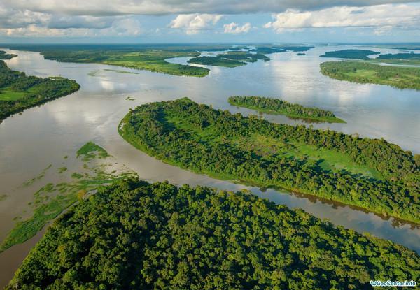 Наводнение в Конго