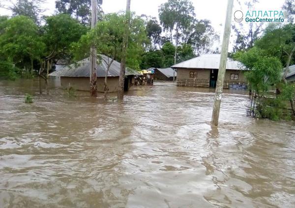 Наводнения в Кении, июнь 2018 г.