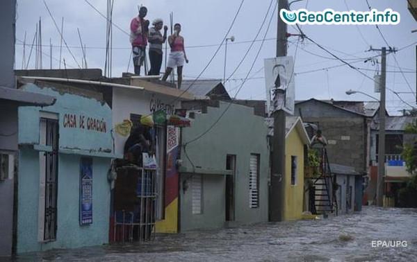 """Ураган """"Ирма"""" достиг севера Кубы"""