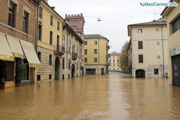 Наводнения на восточном побережье Испании