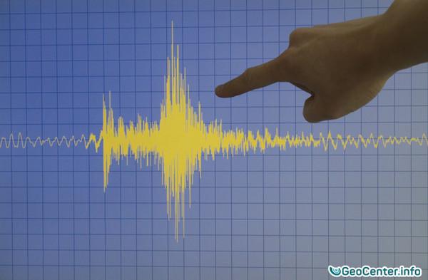 Землетрясение магнитудой 5,5 в Чили, август  2017