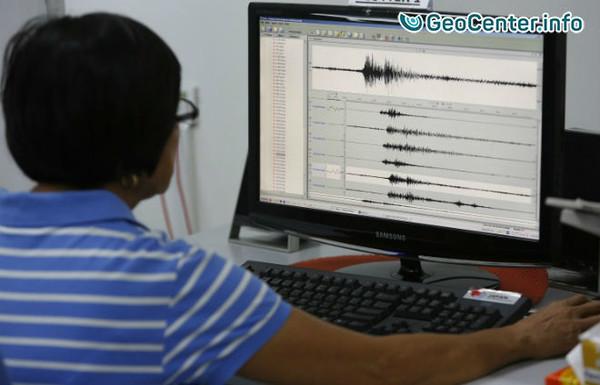 Землетрясение магнитудой 5,4 у берегов Японии, 9 января 2018
