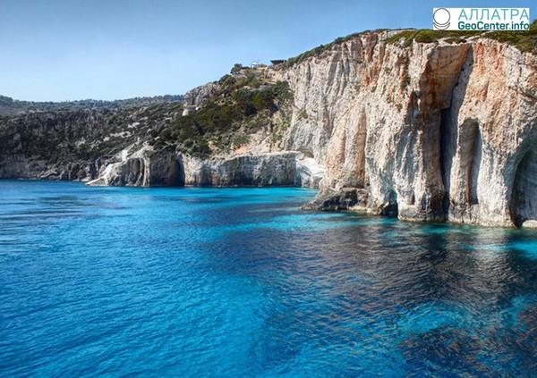 8 апреля в Греции произошло землетрясение
