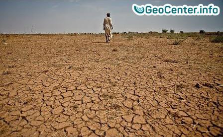 Засуха в Израиле