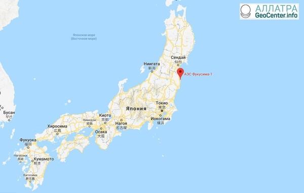 Землетрясение в Японии, 30 марта 2018