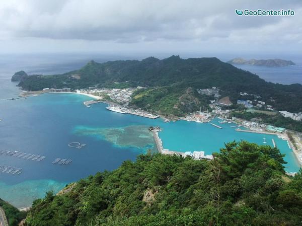 Серия землетрясений произошла у берегов Японии
