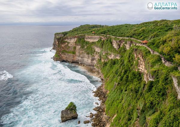 У берегов Индонезии зафиксировано землетрясение, апрель 2018 года