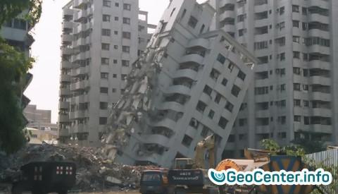 Землетрясения в Мексике