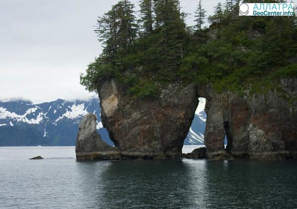 Землетрясение на Аляске, март 2018 г.