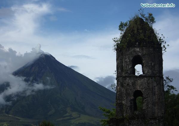 Новости о вулкане Майон, Филиппины, январь 2018 года