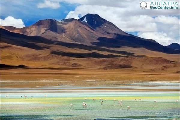Землетрясение в Боливии, апрель 2018 г