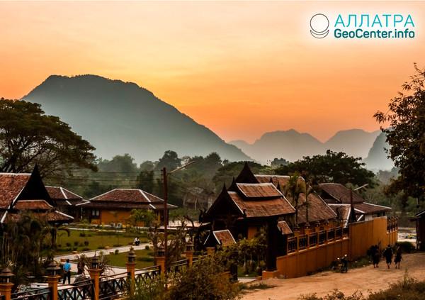 Прорыв дамбы в Лаосе, июль 2018 г.