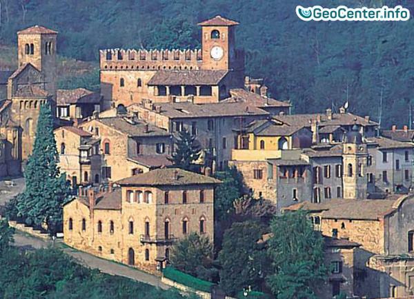 Землетрясение в итальянской провинции Парма