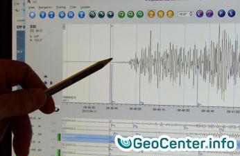 Землетрясение магнитудой 5,5 у берегов Чили