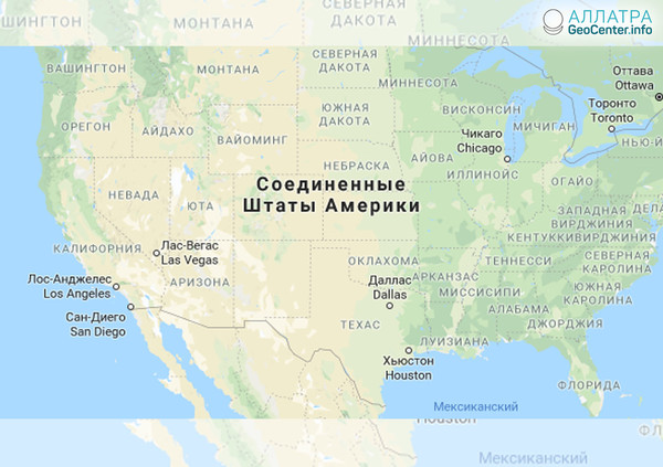 День непогоды в США, 15 апреля 2018 г.