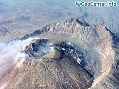 Извержение вулканов на Камчатке 9 марта 2017 года