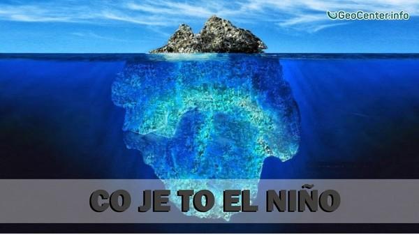 Co je to El Niño. Anomální počasí. Klimatické události ve světě 4.-10.11.2017 (88 vydání)