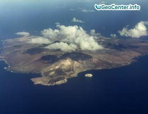 Землетрясение магнитудой 6,6  у острова Вознесения, август  2017
