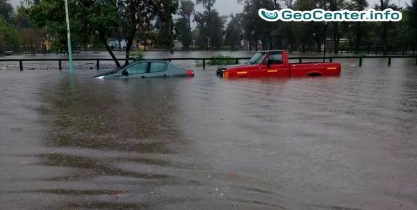 Наводнения в Аргентине, январь 2018 г.