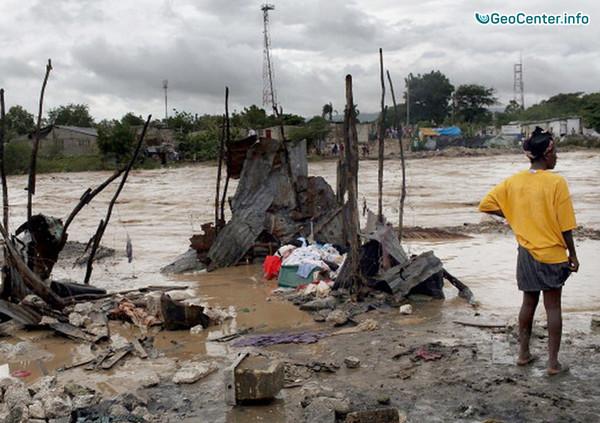 Наводнение на Гаити, Центральная Америка